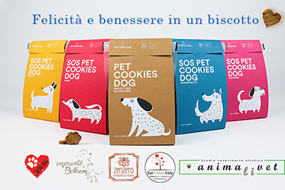 Immagine SOS Pet Cookies Dog