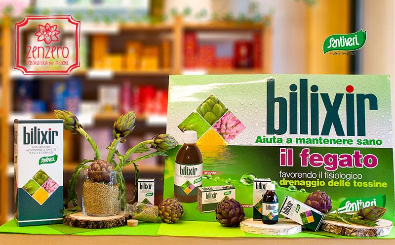 Esposizione presso Zenzero Erboristeria Bilixir